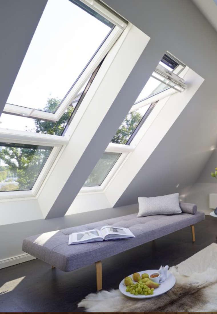 Dachfenster von Velux - Zimmerei Reichart
