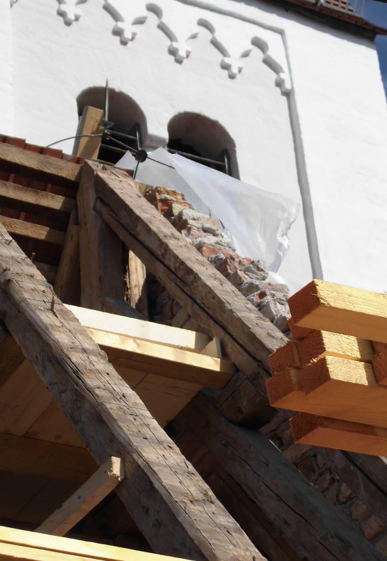 Baustelle - Holzbau Reichart, Marktoberdorf
